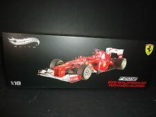 Hot Wheels Elite Ferrari F2012 Malaysian GP Fernando Alonso #5 1/18 X5484