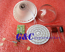 60 LEDs Energy-Saving Lamps Suite without LED DIY Kits M89
