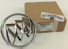 Buick Regal Front Grille Chrome Tri Shield EMBLEM new OEM 20997971