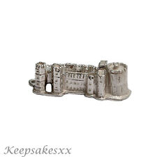 Sterling Silver WINDSOR CASTLE - Royal Residence   New UK 3D Charm Charms