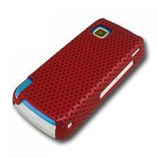 Hard Case Schale Cover Tasche Hülle Nokia 5230 Rot