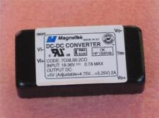 MAGNETEK DC-DC CONVERTER IN: 18-36V 0.7A OUT: +5V 2A *** NEW ***