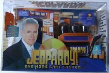NEW 2007 JEOPARDY DVD HOME GAME SYSTEM TRIVIA FAMILY ENTERTAINMENT QUIZ SHOW