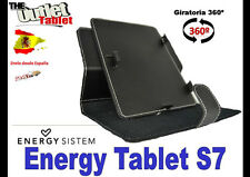"* FUNDA 360º PARA TABLET ENERGY SYSTEM S7 7"" STAND Universal BARATA"
