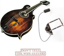 LR BAGGS RADIUS-M MANDOLIN ELECTRIC PICKUP w/  INPUT JACK ( WORLDWIDE SHIPPING )