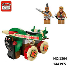 Enlighten Pirates Legendary 1304 Bow Vehicle Figure Building Block Toy Fit LEGO