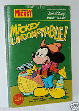 EO Le journal de Mickey parade N°1260 BIS 1976 HORS SERIE MICKEY L INDOMPTABLE