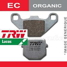 Plaquettes de frein Avant TRW Lucas MCB669EC Honda XL 600 V Transalp PD10 97-01