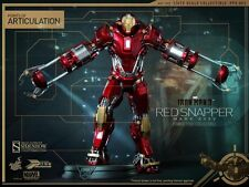 Pargo Hot Toys Iron Man Mark XXXV 35 1/6 figura Sellado Uk