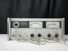 As-Is / Parts - Agilent / HP 8405A Vector Voltmeter w/ Two Probes Attached