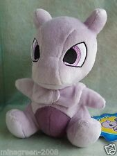 HTF JAPAN Pokemon Center Limited POKEDOLL Plush 2013 MEWTWO with Paper Tag