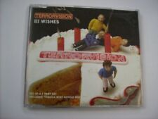 TERRORVISION - III WISHES (CD1) - CD SINGLE EXCELLENT CONDITION