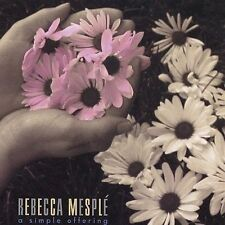 Simple Offering Mesple, Rebecca MUSIC CD