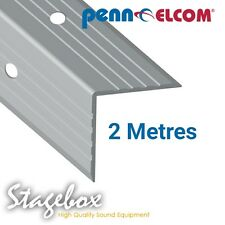 Penn Elcom 2 Metres Pre Punched Single Angle Extrusion