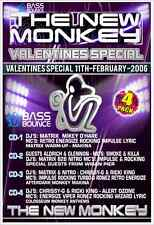 THE NEW MONKEY VALENTINES SPECIAL 2006