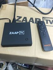 Zaap TV  Arabic Turkish Kurdish IPTV Set Top Box     3Years  With Kodi Built In