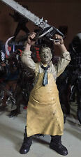 The Texas Chainsaw Massacre Leatherface McFarlane Movie Maniacs Action Figure