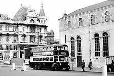 Cardiff Corporation 286 KBO959 BUT 9641T 6x4 TROLLEY Bus Photo Ref P061