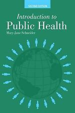 Introduction to Public Health, Schneider, Mary Jane, New Book