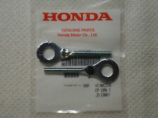HONDA CHAIN ADJUSTERS CB125 CL125 CL125S CT125 MT125 R SL125 XL125 XL125S OEM