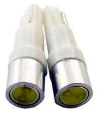 4x T5 1 Watt Minature LED Light Bulbs - Blue 17 18 27 37 58 70 73 74 79 85 86