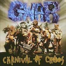 Carnival of Chaos by GWAR (CD, Mar-1997, Metal Blade)