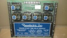RUSS ELECTRIC RUSSELECTRIC INC ENGINE START TIME DELAY MODULE #  1700-0450 REV 1