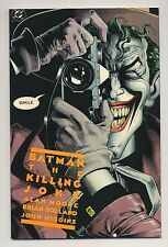 Batman The Killing Joke #nn (1988) 9.6 Near Mint Plus 4th Printing ~ Alan Moore