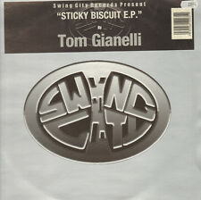 TOM GIANELLI - Sticky Biscuit EP - Swing City