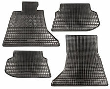 Gummimatten Gummi Fußmatten 4-teilig für Mazda 3 ab 2009