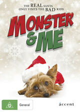 Monster And Me (DVD) - ACC0341