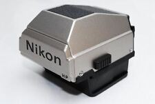 [Mint!!] Nikon Champagne DE-4 Finder DE 4 HP Titanium for F3T Camera from Japan