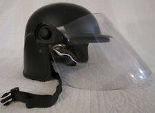 Police Riot Helmet Police Issued Anti-Riot Helmet Size: Medium (M) - Authentic