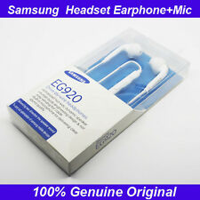 100% New Original Samsung Galaxy S6 / Note Edge Headset Earphone+Mic  EO-EG920LW