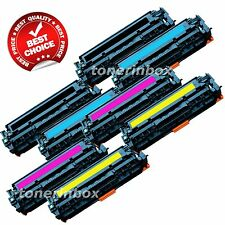 8 PK CF210A - CF213A Toner 131A For HP LaserJet Pro 200 Color MFP M276n M276nw