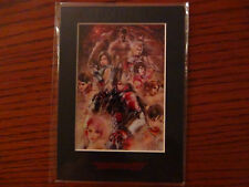 Bandi Namco TEKKEN 6 Promo Limited Edition Laser Cel Certificate of Authenticity