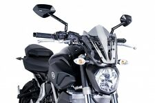 Yamaha MT07 Sport Style Screen: Smoke