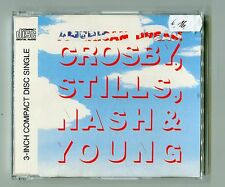 Crosby, Stills, Nash & Young 3-INCH-cd-single AMERICAN DREAM © 1988 - electronic
