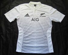 ALL BLACKS RUGBY New Zealand away jersey by ADIDAS New 2015/2016 /men/ white/ M