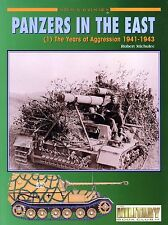 Concord Publications Armor at War Series Panzers in the East Book No. 7015