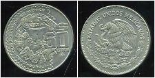 MEXIQUE  50 pesos 1982  ( bis )