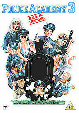 Police Academy 3 - Back In Training (DVD, 2007)