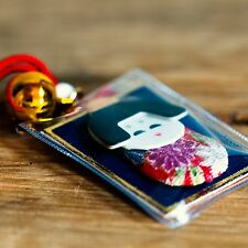 SHRINE omamori Charm from Japanese shrine in Kyoto, from Japan * yasa-hea-2