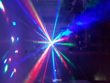DJ Lighting Chauvet Diamond JAM Pack Strobe Mushroom Light Fog Machine w/ Fluid