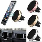 Universal Magnetic Car Air Vent Holder Stand Mount Cradle For Cell Phones GPS