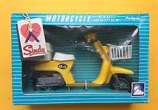 """SINDY """"motociclo"""" 1983 """"in box"""" eccellente PEDIGREE"""