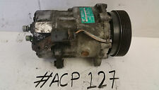 VW SHARAN ALHAMBRA GALAXY MK2 AIR CON CONDITIONING COMPRESSOR AC PUMP 7M3820803