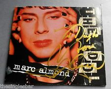 Marc Almond - The Idol 1995 Autographed Some Bizzare CD Single