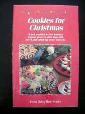 Cookies for Christmas Taste of Home Books 2001 Cookbook Recipes