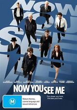 Now You See Me (DVD, 2013) Ex Rental